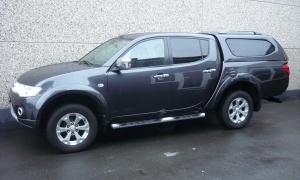 MITSUBISHI L200 2.5 DID*INTENSE+PACK FOR FUN*H.TOP*178CV