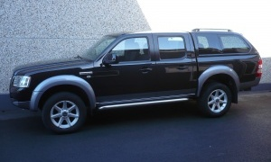 FORD RANGER 2.5 TDCI XLT*H.TOP*17