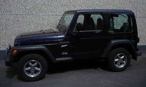 JEEP WRANGLER 2.5 i*H.TOP*SOFTTOP*J.A