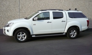 ISUZU D-MAX TWIN TURBO 2.5 TDI*CUIR*GPS*H.TOP
