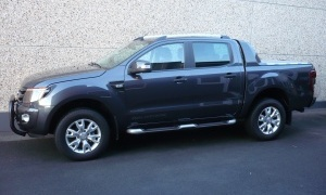 NEW FORD RANGER 3.2 TDCI WILDTRAK*BTE AUTO*200CV