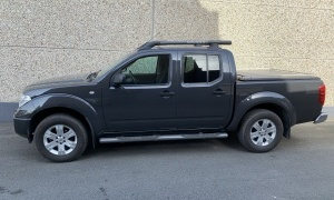 NISSAN NAVARA 2.5 DCI*LE+MOUNTAIN TOP