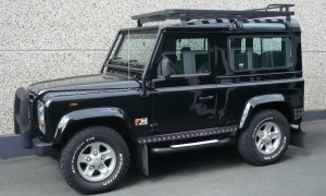 LAND ROVER DEFENDER 90 TD5*LIMITED G4 EDITION*AIRCO*6 PL