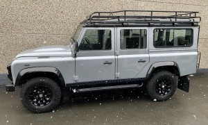 DEFENDER 110 TD4*LIMITED EDITION/EXCLUSIVE*AIRCO